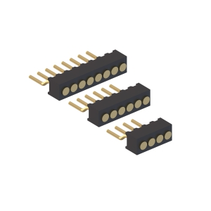 H-PCS-C0130 1.27 target contact horizontal smt